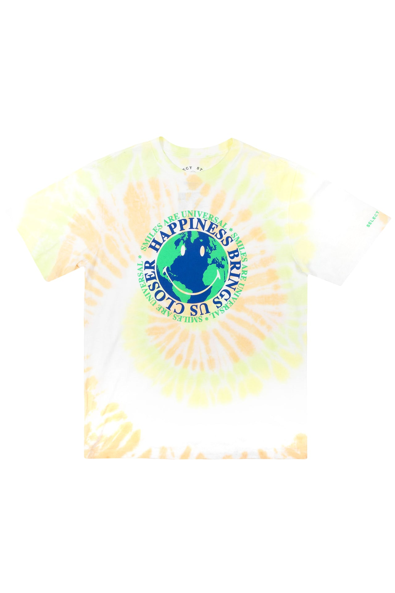 Smiley Global Happiness Tee - Select Start