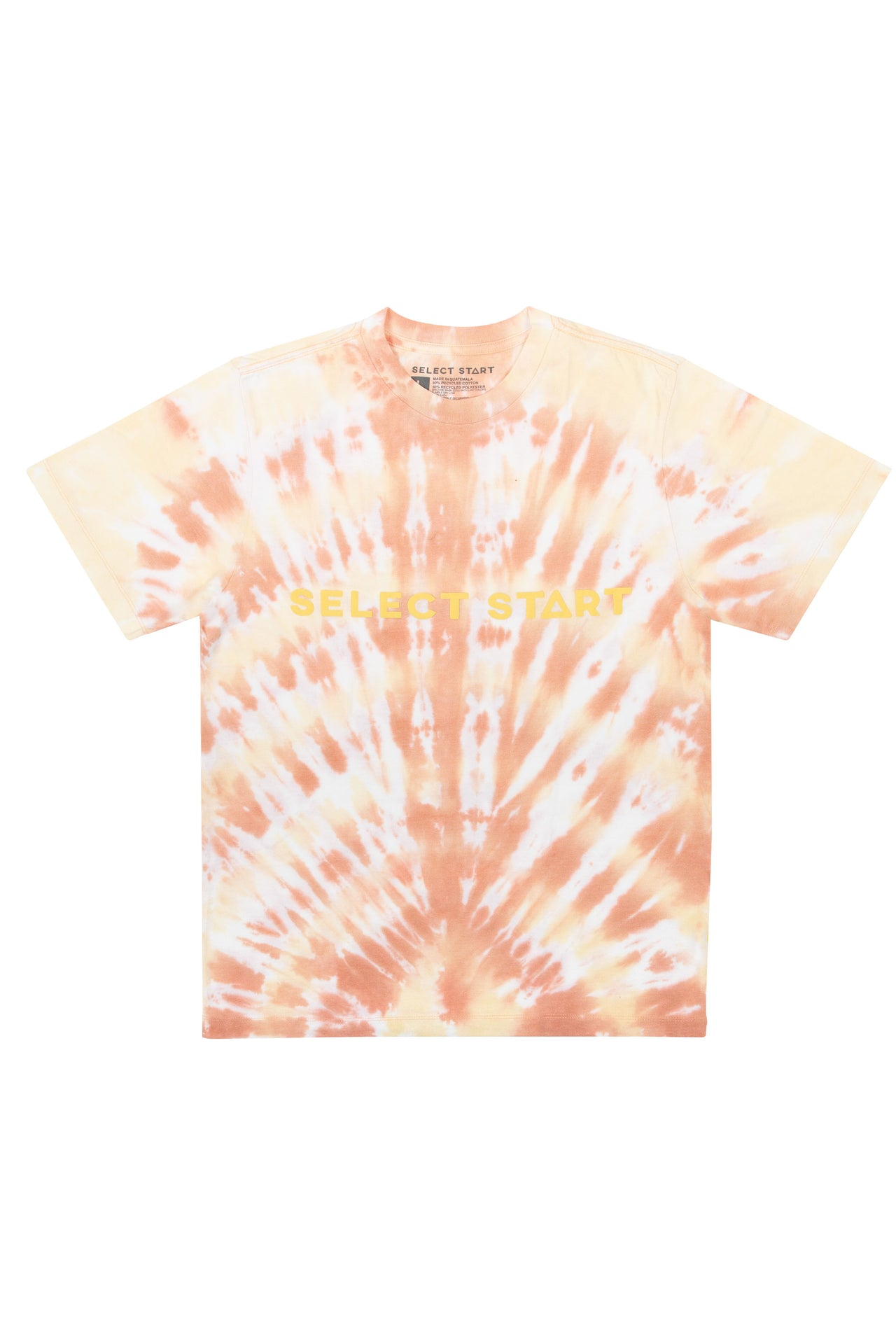 Select Start Tie-Dye Logo Tee - Select Start