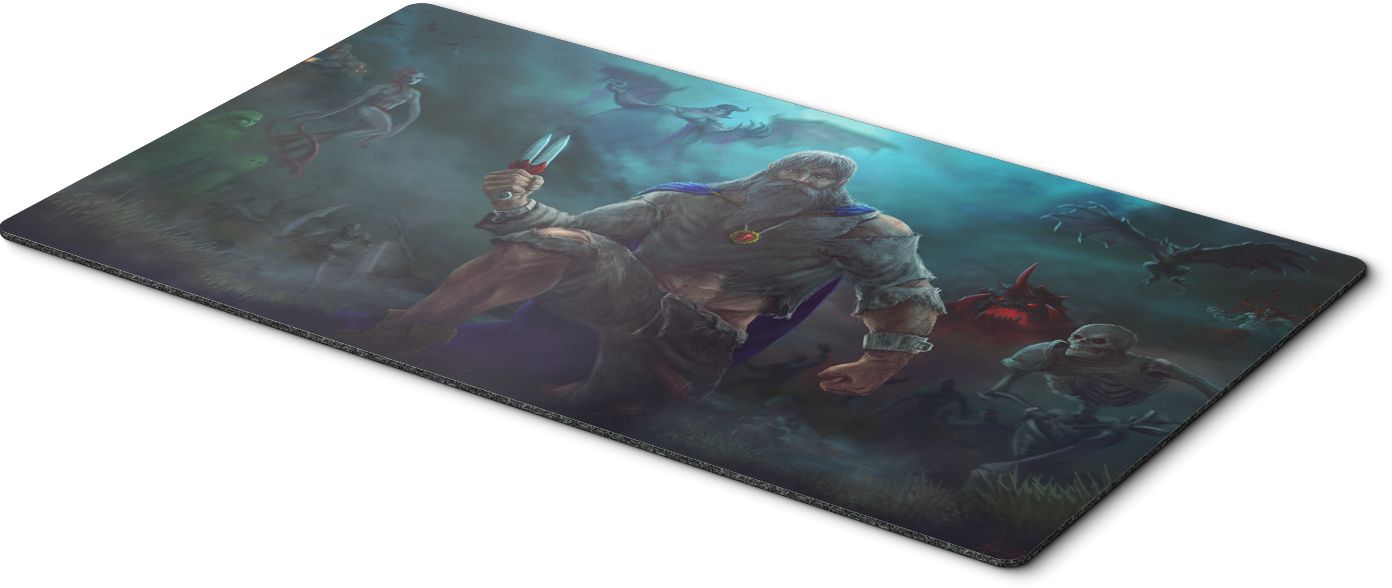 Swampletics - Gaming Mouse Pad