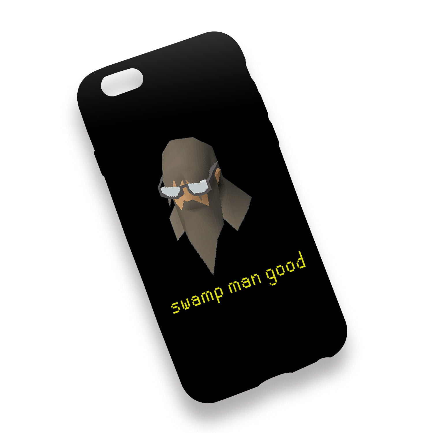 Swamp Man Good - Phone Case