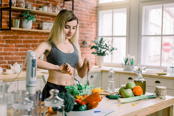 Cleaning Up Your Eating Habits: Spring Clean Your Diet
