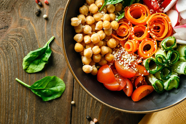 Eating A More Plant-Based Diet: Vegetarianism 101