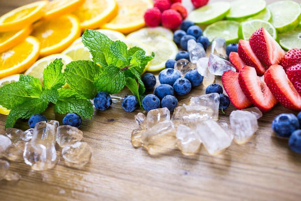 For Your Water: 8 Refreshing Flavor Combos