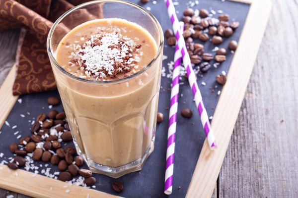 Healthy Smoothies to Make with Coffee!