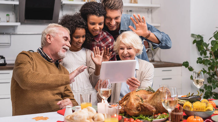 How to Host a Stress-Free Thanksgiving During a Pandemic