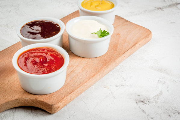 Low-Sugar and Low-Salt Homemade Condiments and Sauces