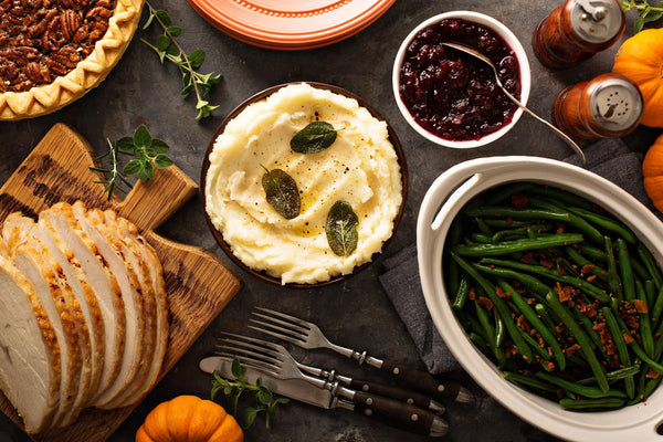 Make-Ahead Recipes for a Stress Free Thanksgiving