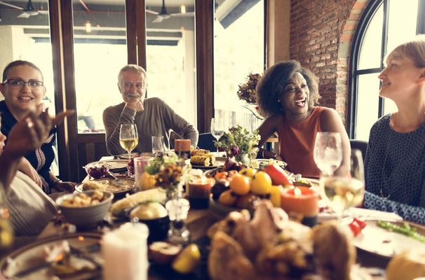 How to Reduce Holiday Stress with a Healthy Thanksgiving