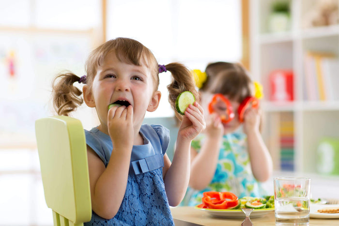 Nutrition for Kids How to Build a Solid Foundation of Health