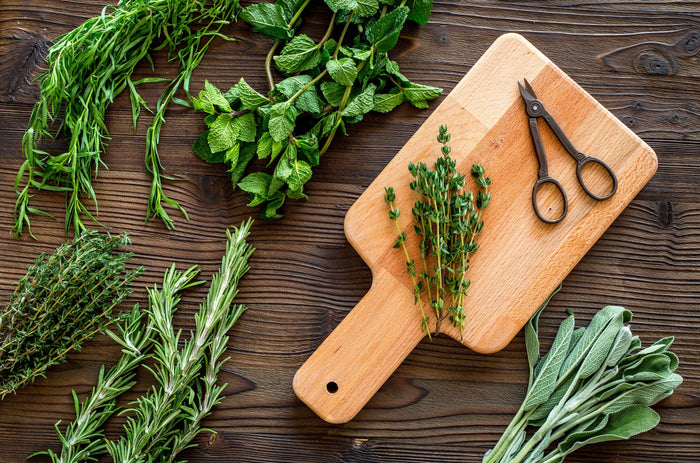 Say No to Sodium and Yes to Flavor! How to Cook with Herbs