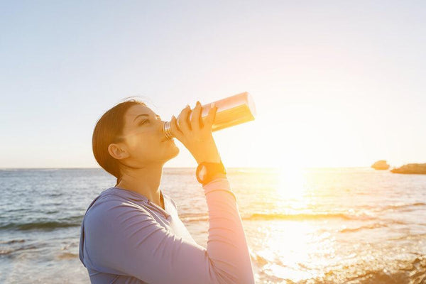 Tips and Tricks for Staying Hydrated This Summer!
