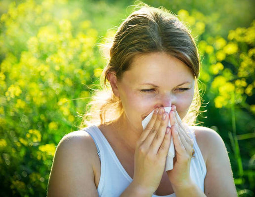 Top 4 Tips For Surviving Allergy Season