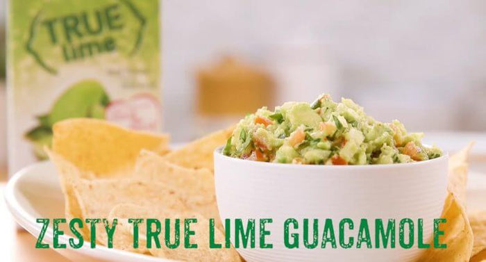 Zesty True Lime Guacamole