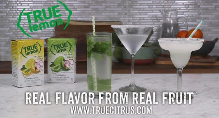 Fun Cocktails with True Citrus
