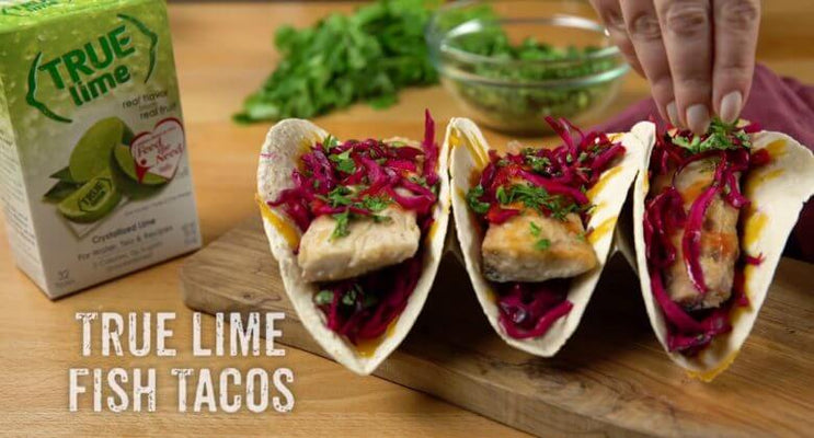 True Lime Fish Tacos
