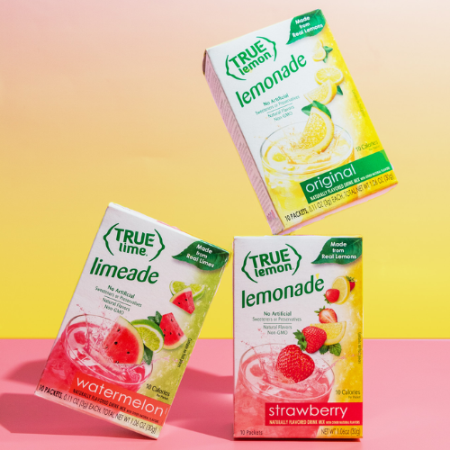 Sweetened Drink Mixes