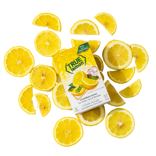 Unsweetened Hydration Helpers
