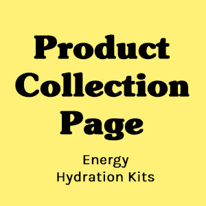 0-Calorie Energy Hydration Kits
