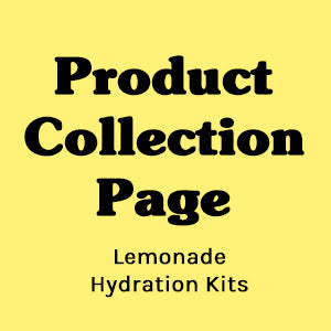 10-Calorie Lemonade Hydration Kits