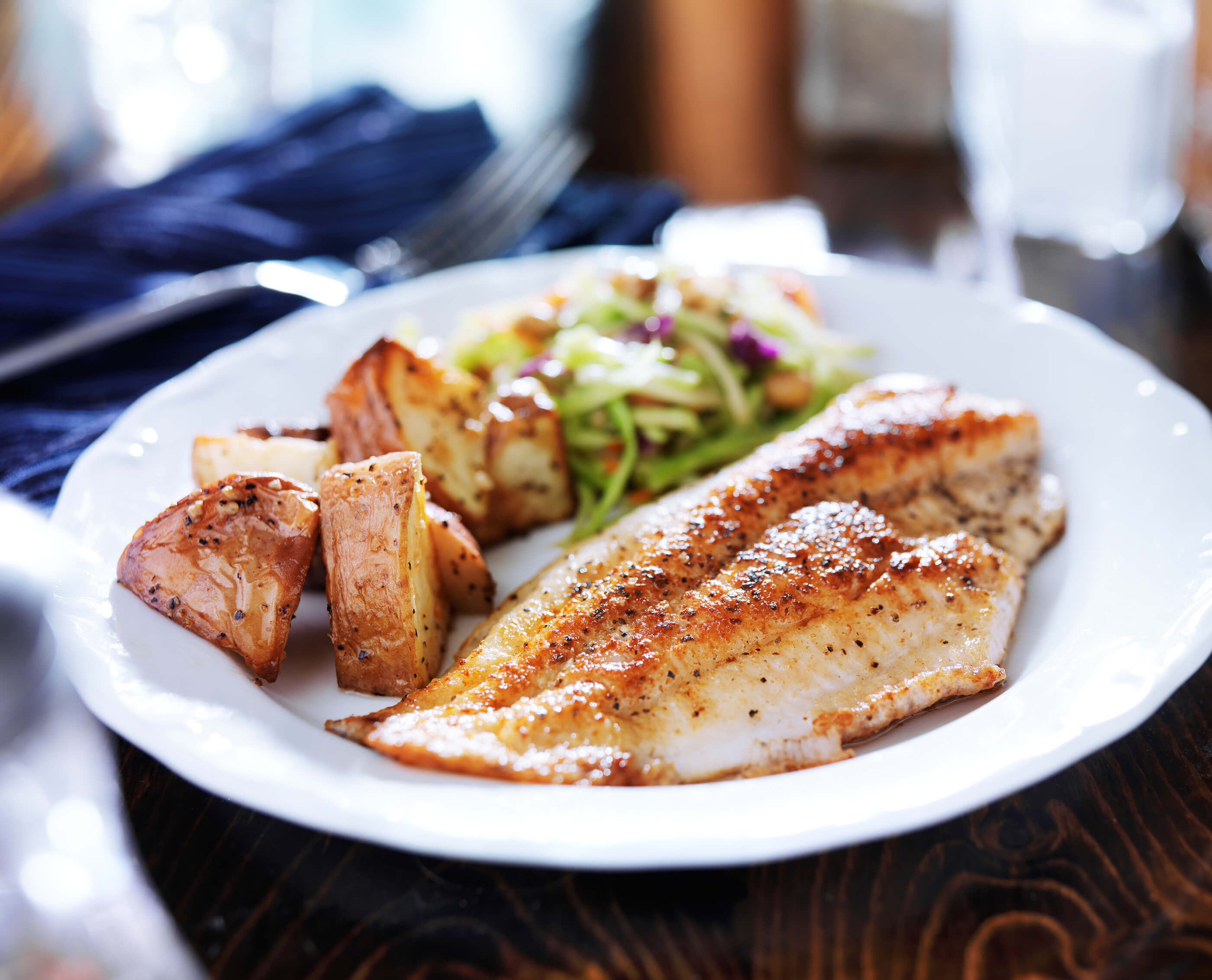 Tilapia Fillets True Citrus