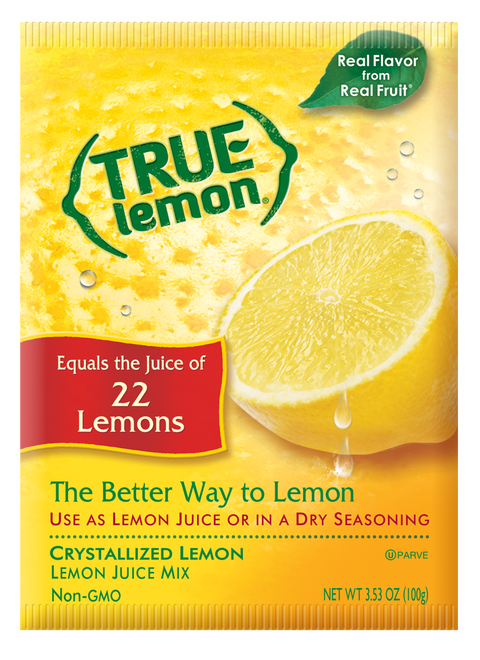 True Lemon Juice Mix