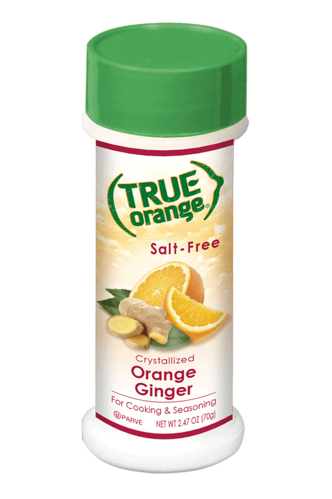 True Orange Ginger Spice Blend