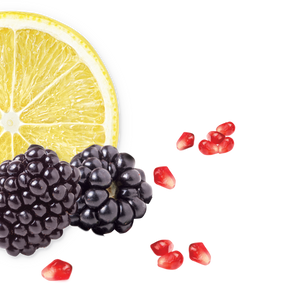 lemon-blackberry-pomegranate background image, left side