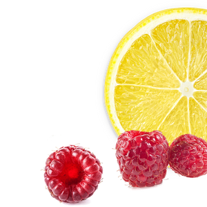 lemon-raspberry background image, right side
