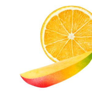 orange-mango background image, right side