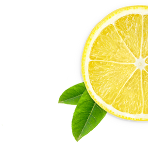 lemon background image, right side