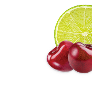 lime-black-cherry background image, right side