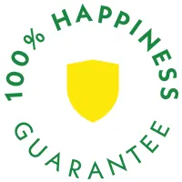 Happiness Guarantee Seal