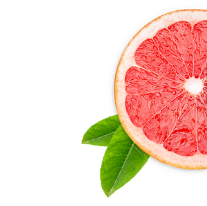 grapefruit background image, right side