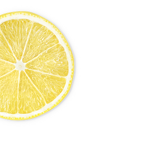 lemon background image, left side