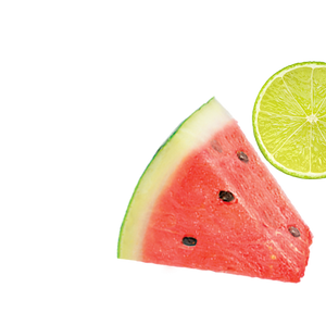 lime-watermelon background image, right side