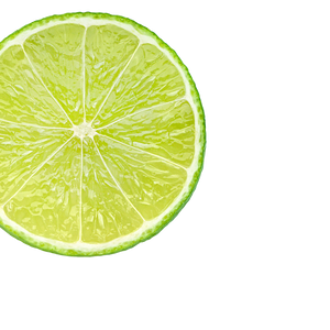 lime background image, left side