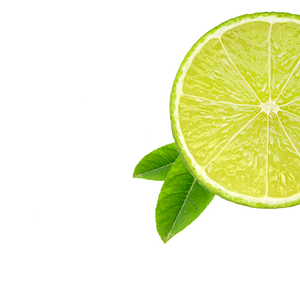 lime background image, right side