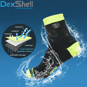 New DexShell Unisex Waterproof Socks