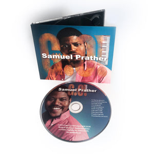 "Samuel Prather ""G.O!"" (comes w/ digital copy)"