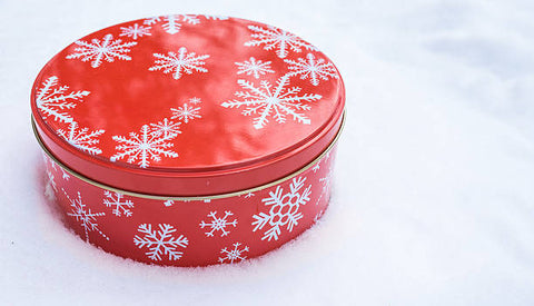 Christmas/Holiday Gift Tins