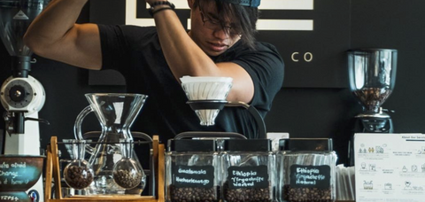 emirati coffee roasters on sippy beans