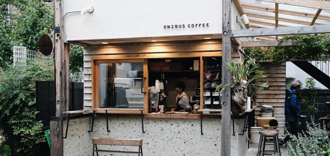 onibus coffee roasters on sippy beans