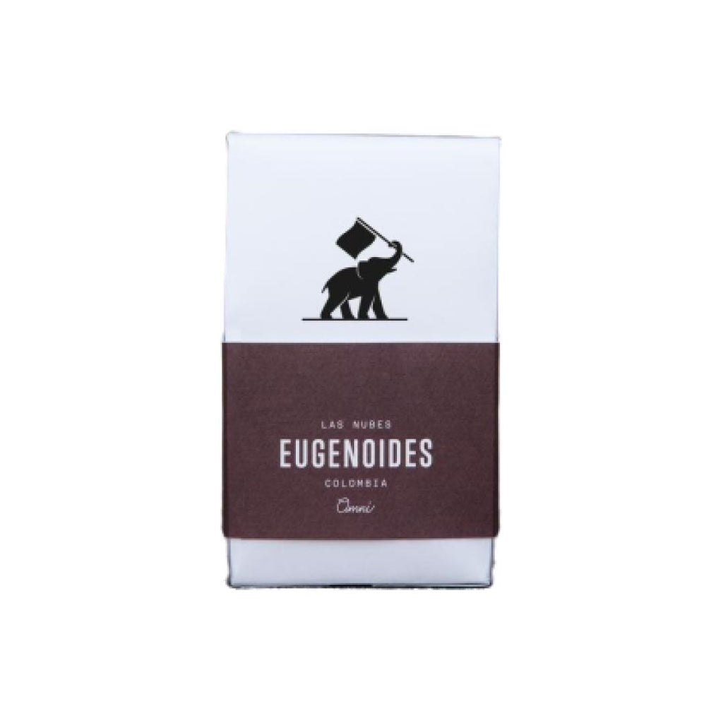 Colombia Eugenoides coffee bean bag