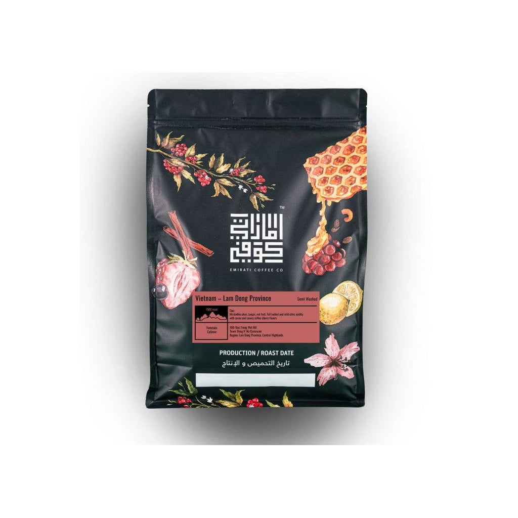 Dong K'no Commune Beans Emirati Coffee 250g