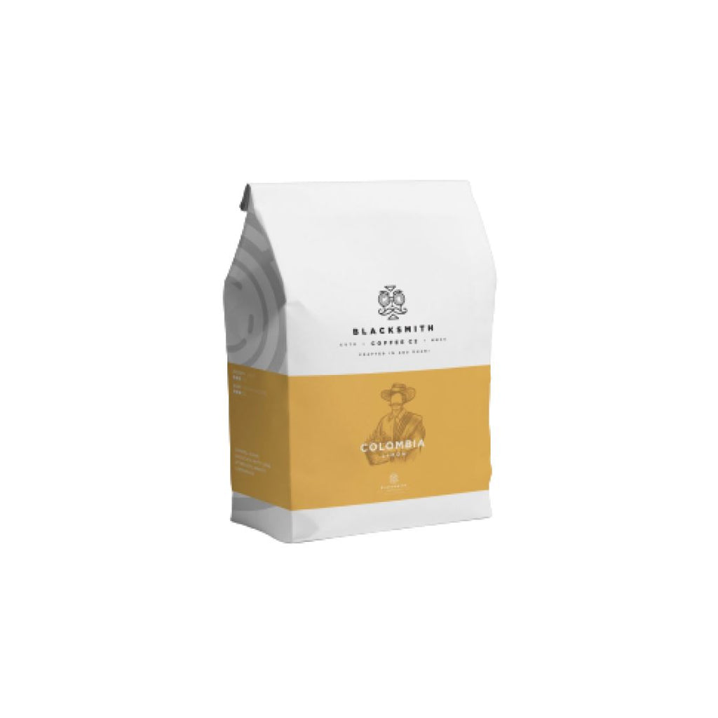 Colombia Limon coffee bean bag