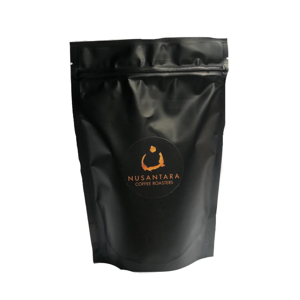 West Java Pacet coffee beans bag