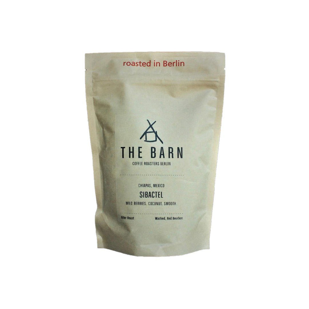 Sibactel Beans The Barn 250g