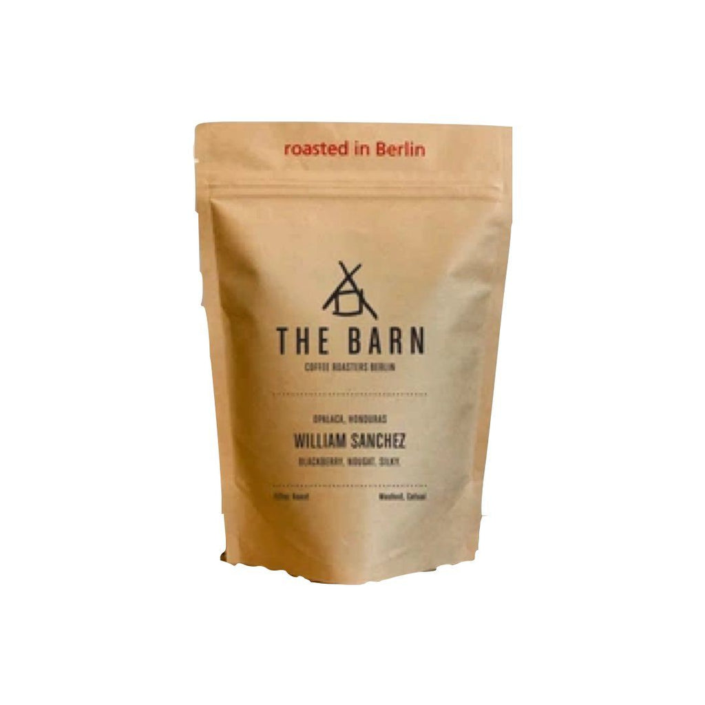 William Sanchez Beans The Barn 250g