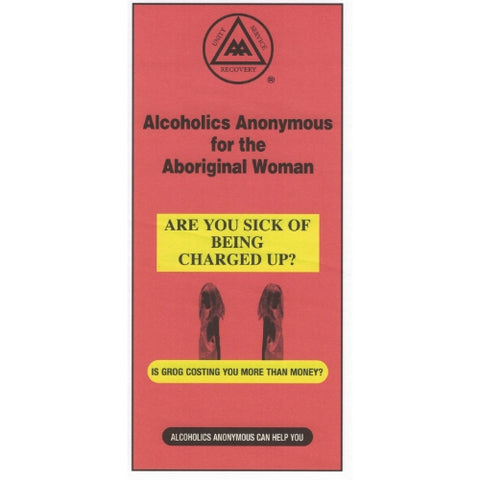 AA FOR THE ABORIGINAL WOMAN