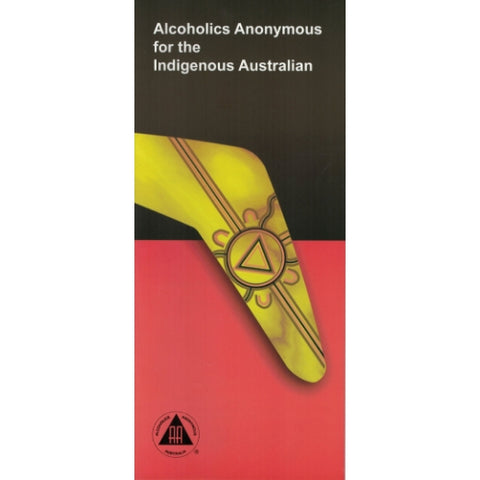 AA FOR THE INDIGENOUS AUSTRALIAN